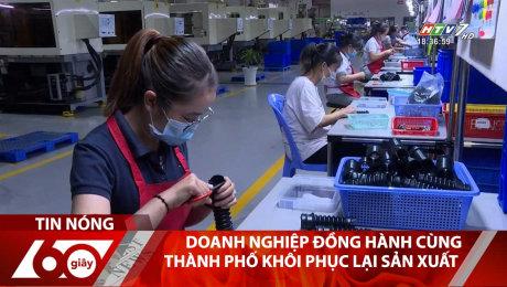 Xem Clip Doanh Nghiệp Đồng Hành Cùng Thành Phố Khôi Phục Lại Sản Xuất HD Online.