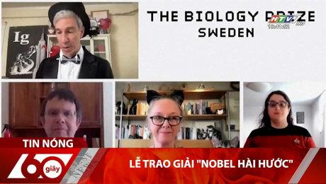 """Xem Clip Lễ Trao Giải """"Nobel Hài Hước"""" HD Online."""