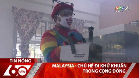 Xem Clip Malaysia : Chú Hề Đi Khử Khuẩn Trong Cộng Đồng HD Online.