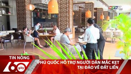Xem Clip Phú Quốc Hỗ Trợ Người Dân Mắc Kẹt Tại Đảo Về Đất Liền HD Online.