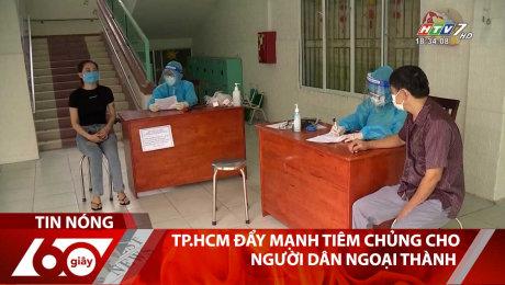 Xem Clip TP.HCM Đẩy Mạnh Tiêm Chủng Cho Người Dân Ngoại Thành HD Online.