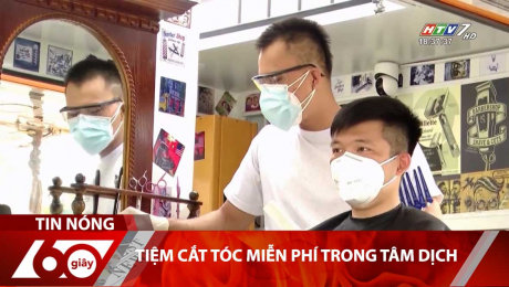Xem Clip Tiệm Cắt Tóc Miễn Phí Trong Tâm Dịch HD Online.