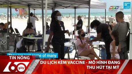 Xem Clip Du Lịch Kèm Vaccine - Mô Hình Đang Thu Hút Tại Mỹ HD Online.
