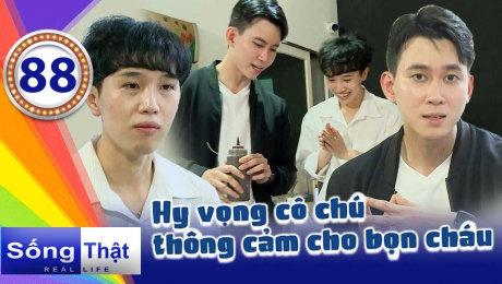 Xem Show TV SHOW Sống Thật Tập 88 :  MC Minh Tuân tái xuất, giúp đỡ chàng tiểu mỹ thụ Come out với gia đình HD Online.