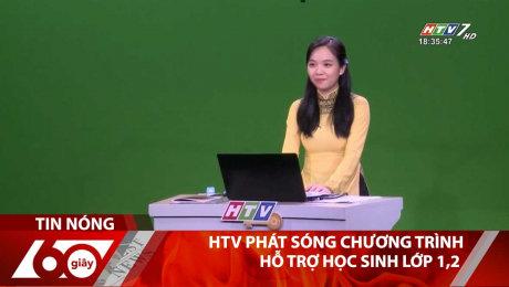 Xem Clip HTV Phát Sóng Chương Trình Hỗ Trợ Học Sinh Lớp 1,2 HD Online.