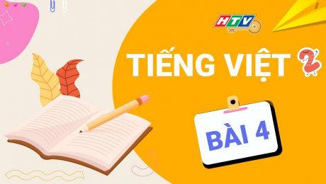 Lớp 2 Chăm Ngoan - Tiếng Việt