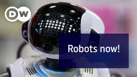 Xem Show TRUYỀN HÌNH THỰC TẾ Robots Now HD Online.