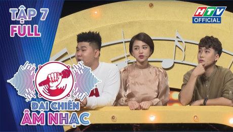 Xem Show TV SHOW Đại Chiến Âm Nhạc  Tập 07 : Quốc Khánh và Thiên Nga: Hai đứa giận nhau HD Online.