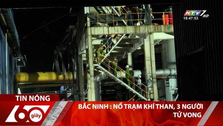Bắc Ninh : Nổ Trạm Khí Than, 3 Người Tử Vong