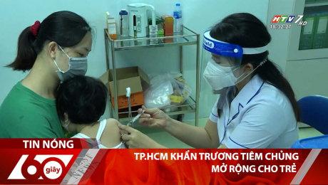 TP.HCM Khẩn Trương Tiêm Chủng Mở Rộng Cho Trẻ