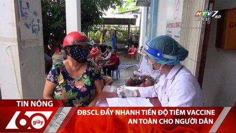 ĐBSCL Đẩy Nhanh Tiến Độ Tiêm Vaccine An Toàn Cho Người Dân